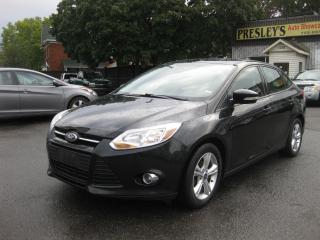 Used 2013 Ford Focus SE FWD 4cyl AC Htd Seat PM PW PL for sale in Ottawa, ON