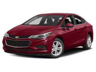 Used 2017 Chevrolet Cruze LT AUTO for sale in Mississauga, ON
