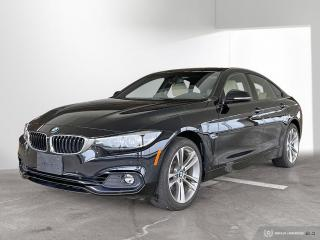 Used 2018 BMW 4 Series 430 Gran Coupe i xDrive 2.0L w/ Rear Cam Sunroof 18