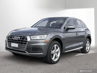 Used 2018 Audi Q5 2.0T Progressiv quattro w/ Navi|Rear Cam|Pano Roof for sale in North York, ON