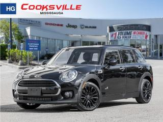 Used 2018 MINI Cooper Clubman Cooper DUAL SUNROOF, NAVIGATION, BACKUP CAM, LEATHER for sale in Mississauga, ON