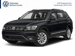 Used 2018 Volkswagen Tiguan COMFORTLINE for sale in Scarborough, ON