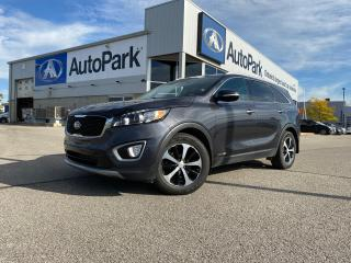 Used 2017 Kia Sorento 3.3L EX   7 PASSENGER   REMOTE START   BLIND-SPOT DETECTION   ANDROID AUTO & APPLE CAR-PLAY   for sale in Innisfil, ON