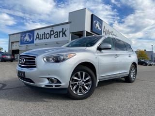 Used 2014 Infiniti QX60 | 7 PASSENGER | REMOTE START | SUNROOF | NAVIGATION | for sale in Innisfil, ON