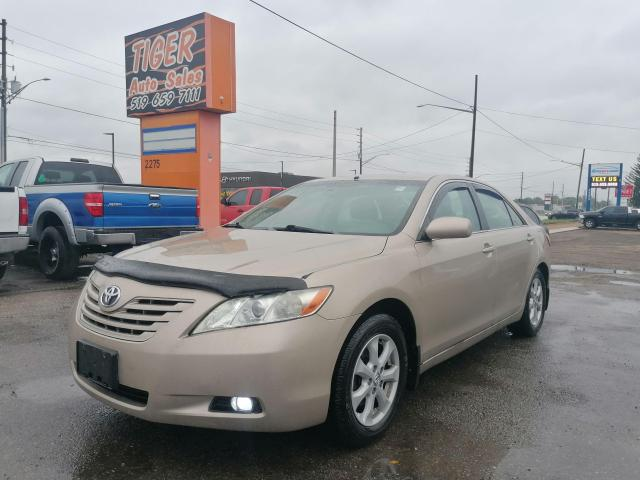 2007 Toyota Camry LE*4 CYLINDER*AUTO*ALLOYS*ONLY 184KMS*CERTIFIED
