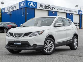 Used 2018 Nissan Qashqai S FWD CVT BACKUP CAM|HEATED SEATS|BLUETOOTH|CRUISE CONTROL for sale in Georgetown, ON
