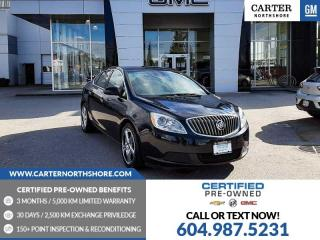 Used 2013 Buick Verano BLUETOOTH - CRUISE CONTROL - POWER WINDOW for sale in North Vancouver, BC