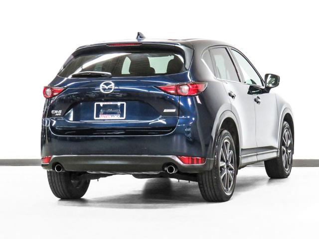 2017 Mazda CX-5 GT AWD Navigation Leather Sunroof Backup Cam