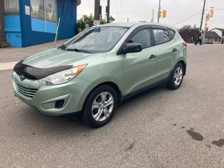 Used 2010 Hyundai Tucson GL/NOACCIDENT/LOWKMS/CERTIFIED/4CYLINDER for sale in Toronto, ON