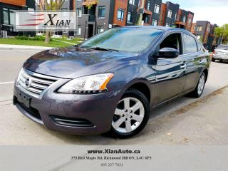 Used 2013 Nissan Sentra S for sale in Richmond Hill, ON
