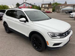 Used 2019 Volkswagen Tiguan Trendline** AWD, BACK CAM, HTD SEATS ** for sale in St Catharines, ON