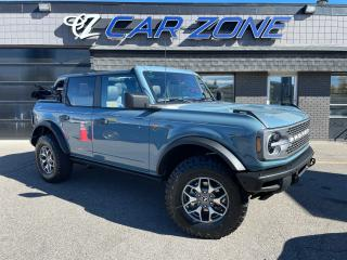 Used 2021 Ford Bronco Badlands for sale in Calgary, AB