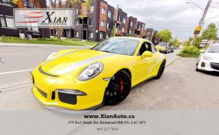 Used 2015 Porsche 911 GT3 for sale in Richmond Hill, ON