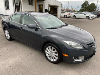 Used 2013 Mazda MAZDA6 GS ** BLUETOOTH , CRUISE, SNRF ** for sale in St Catharines, ON