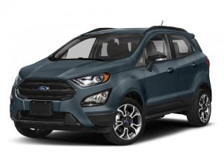 New 2021 Ford EcoSport SES for sale in Fort Saskatchewan, AB