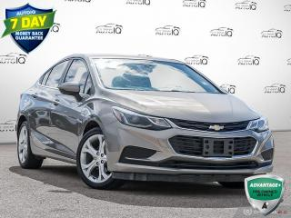Used 2017 Chevrolet Cruze LT | Auto | Great On Fuel!! for sale in Oakville, ON