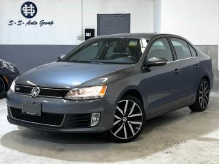 Used 2012 Volkswagen Jetta GLI 6 SPEED|SUNROOF|BT AUDIO|PUSH BUTTON|CLEAN CF| for sale in Oakville, ON