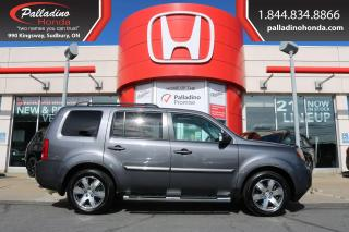 Used 2014 Honda Pilot Touring TOUR for sale in Sudbury, ON