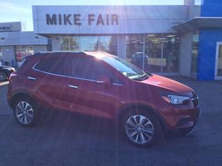 Used 2019 Buick Encore Preferred Rear View Camera, Cruise Control, Remote Start, Climate Control for sale in Smiths Falls, ON