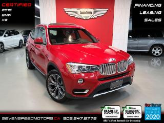 Used 2015 BMW X3 for sale in Oakville, ON