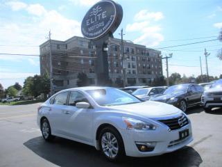 Used 2014 Nissan Altima 4dr Sdn I4 CVT 2.5 for sale in Burlington, ON