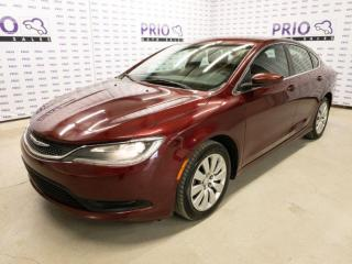 Used 2016 Chrysler 200 4dr Sdn LX FWD for sale in Ottawa, ON