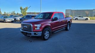 Used 2015 Ford F-150 XLT XTR 5.0L 4X4    $0 DOWN - EVERYONE APPROVED!! for sale in Calgary, AB
