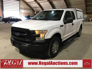 Used 2016 Ford F-150 XL SuperCab SWB for sale in Calgary, AB
