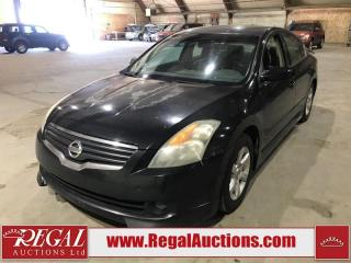 Used 2007 Nissan Altima S 4D Sedan FWD for sale in Calgary, AB