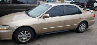 Used 2002 Honda Accord SE roof and alloys no rust for sale in North York, ON