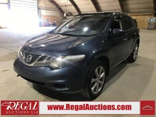 Used 2014 Nissan MURANO PLATINUM 4D UTILITY AWD for sale in Calgary, AB