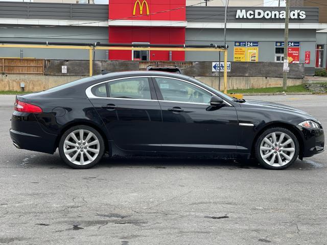 2014 Jaguar XF AWD Premium Pkg Navigation /Sunroof /Leather Photo7