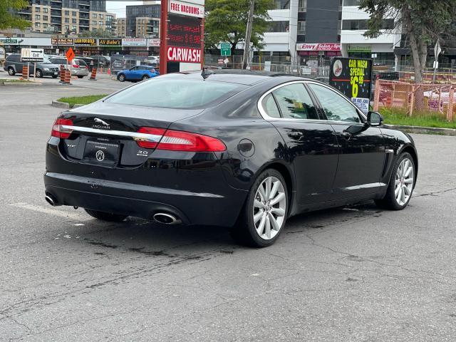 2014 Jaguar XF AWD Premium Pkg Navigation /Sunroof /Leather Photo6