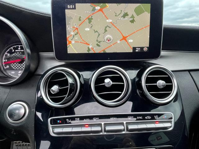 2017 Mercedes-Benz C-Class AMG C 43 Navigation/Sunroof/Camera Photo12