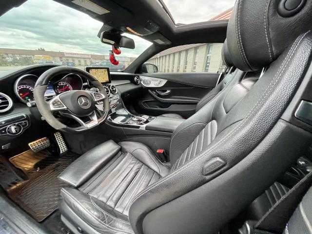 2017 Mercedes-Benz C-Class AMG C 43 Navigation/Sunroof/Camera Photo11