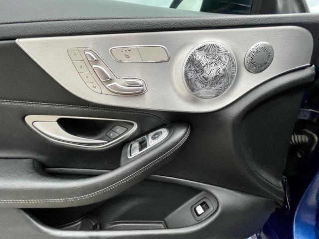 2017 Mercedes-Benz C-Class AMG C 43 Navigation/Sunroof/Camera Photo14
