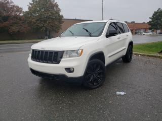 Used 2011 Jeep Grand Cherokee Overland for sale in Brampton, ON