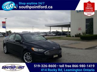 Used 2020 Ford Fusion SE|NAV|HTD SEATS|ADAPTIVE CRUISE|LANE KEEPING for sale in Leamington, ON