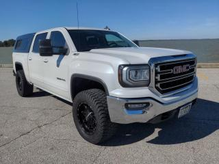 Used 2018 GMC Sierra 1500 SLE Z71 4x4 Heated Seats CarPlay Rear Cam Andy Cap for sale in Belle River, ON