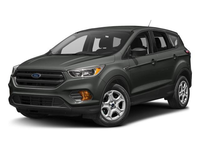 2017 Ford Escape Unknown