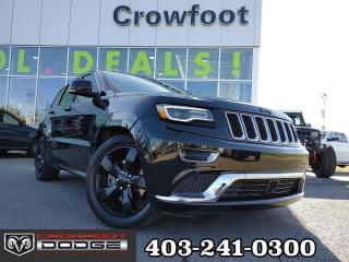 Used 2016 Jeep Grand Cherokee OVERLAND