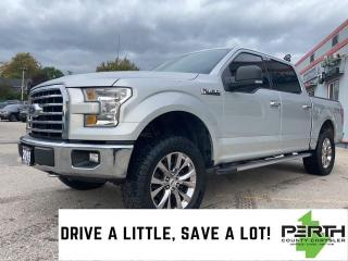 Used 2015 Ford F-150 XLT for sale in Mitchell, ON