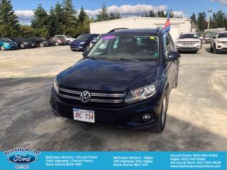 Used 2014 Volkswagen Tiguan Highline 4MOTION for sale in Church Point, NS
