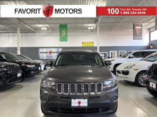 Used 2016 Jeep Compass High Altitude|4WD|ALLOYS|SUNROOF|LEATHER|HEATSEATS for sale in North York, ON