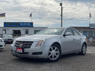 Used 2009 Cadillac CTS w/1SA for sale in Whitby, ON