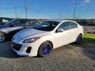 Used 2013 Mazda MAZDA3 GX for sale in New Liskeard, ON
