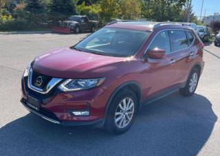 Used 2017 Nissan Rogue SV for sale in New Liskeard, ON