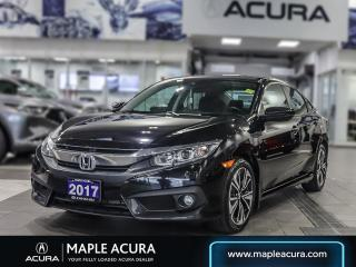 Used 2017 Honda Civic EX-T for sale in Maple, ON