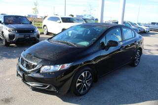Used 2015 Honda Civic Sedan 1.8L EX for sale in Whitby, ON