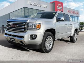 Used 2019 GMC Canyon 4WD SLT for sale in Medicine Hat, AB